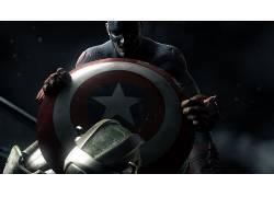 电影,美国队长:第一复仇者,美国队长,终极联盟,视频游戏52289