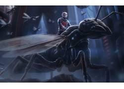 电影,艺术品,蚂蚁人359765