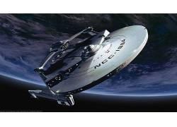 电影,星际迷航,空间,USS Reliant(太空船),数字艺术,给予47378