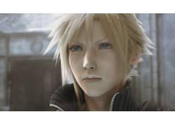 电影,最终幻想,云,云冲突,最终幻想VII:来临儿童,云(人物),CGI