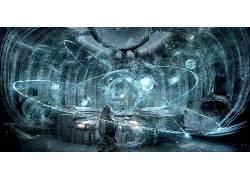 普罗米修斯(电影),科幻小说,星地图,电影12352