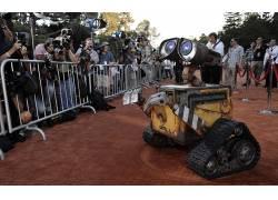 机器人,瓦力,相机,人,电影56600