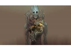 格鲁特,银河护卫队,惊奇的电影宇宙272070