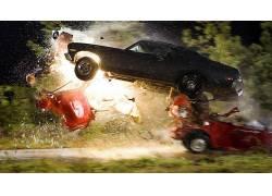 死亡证明,电影,特技,爆炸,库尔特罗素214014