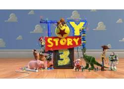 玩具总动员3,电影,玩具总动员,动画电影114724