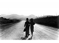 查理・卓别林,流浪汉,现代,单色,电影82752
