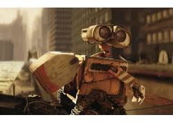 瓦力,机器人,皮克斯动画工作室,动画电影542951
