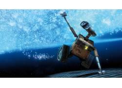 瓦力,电影,机器人,皮克斯动画工作室3657