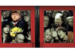 死者肖恩,电影,西蒙Pegg,血和冰淇淋155487
