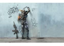 电影,2015年,家伙,机器人173157