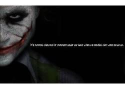 滑稽角色,引用,印刷肖像,黑暗骑士,蝙蝠侠,电影69376