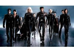 电影,X战警2,金刚狼,磁,Charles Xavier,奥秘,流氓(角色),风暴