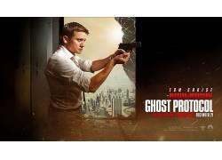 电影,任务不可能的幽灵协议,杰里米伦纳53654
