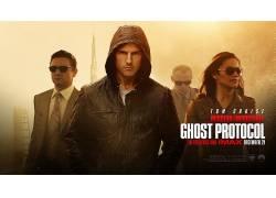 电影,任务不可能的幽灵协议,汤姆・克鲁斯,西蒙Pegg,杰里米伦纳53
