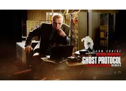 电影,任务不可能的幽灵协议,西蒙Pegg53651