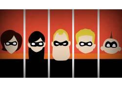 漫威漫画,英雄,迪士尼,皮克斯动画工作室,超人,超级英雄,Blo0p,家