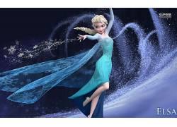 电影,冷冻(电影),埃尔莎公主,雪135619