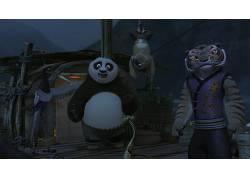 电影,功夫熊猫,动画电影53543