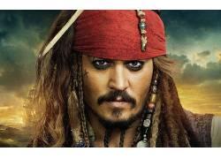 电影,加勒比海盗:惊涛怪浪,杰克・斯派洛71796