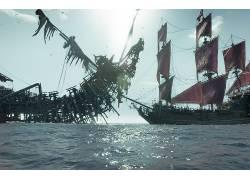 电影,加勒比海盗:死人不告诉故事,加勒比海盗537881