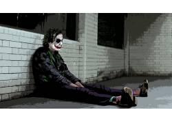 电影,动漫,蝙蝠侠,黑暗骑士,滑稽角色,MessenjahMatt,监狱51999