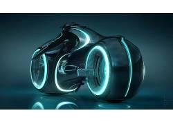 特隆,摩托车,轻循环,特隆:遗产,电影226074