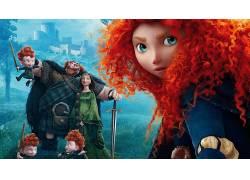 电影,勇敢,迪士尼,动画电影52269