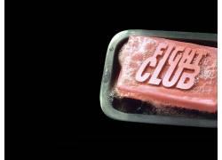 搏击俱乐部,电影,黑色的背景,肥皂7966