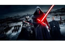 星球大战,Kylo Ren,星球大战:原力觉醒,电影,光剑388753
