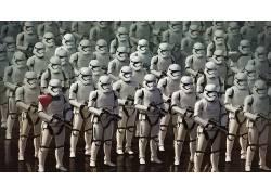 星球大战,星球大战:原力觉醒,冲锋队,电影259597