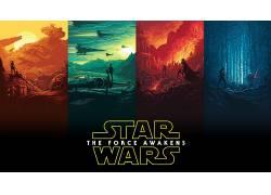 星球大战,星球大战:原力觉醒,电影海报,电影海报540626