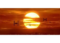 星球大战,电影,科幻小说,TIE战斗机654521