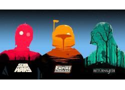 星球大战,科幻小说,电影,达斯维达,C-3PO,波巴费特135669