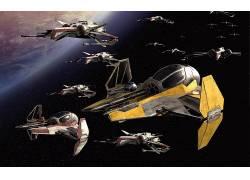星球大战,空间,电影,飞船187094
