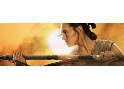 星球大战:原力觉醒,电影,黛西雷德利305953