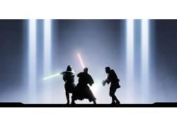 星球大战:幽灵的威胁,电影,绝地,西斯,星球大战,Qui-Gon Jinn,欧
