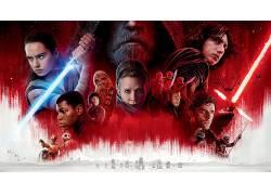 星球大战:最后的绝地,Kylo Ren,楚巴卡,电影海报581835