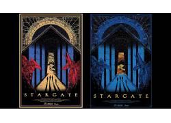星际之门,电影,大学,电影海报435056