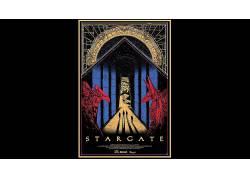 星际之门,电影,科幻小说,库尔特罗素,粉丝艺术,电影海报121884