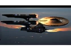 星际迷航,电影,USS企业(飞船),科幻小说7557