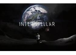 妇女,科幻小说,地球,行星,空间,明星,照片处理,星际(电影)65304