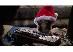 小发明,小魔怪,电影,圣诞老人帽子66393