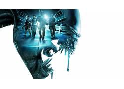 异形:隔离,外星人(电影),太空战士,Xenomorph135293