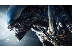 异形:隔离,视频游戏,外星人(电影),Xenomorph217818