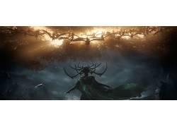 托尔:拉格纳罗克,雷神,奇迹电影宇宙,女武神,宫颈癌634410