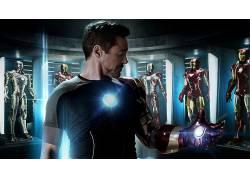 托尼斯塔克,钢铁侠,钢铁侠3,泛着,小罗伯特・唐尼,复仇者,惊奇的