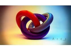 抽象,电影院4D,数字艺术,几何,概念艺术288109