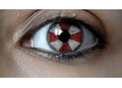 伞公司,生化危机,眼睛,电影62277
