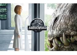 侏罗纪世界,电影,恐龙,布莱斯达拉斯霍华德234431