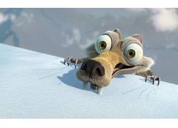 冰河世纪,松鼠,冰河世纪:崩溃,Scrat,电影294142